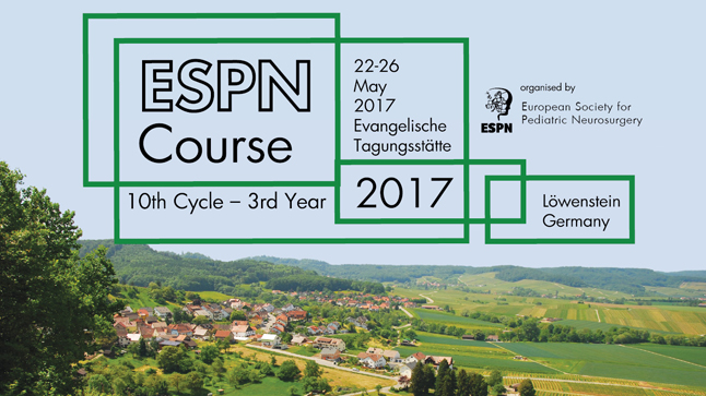 ESPN 2017 Course (10th cycle - 3rd year)