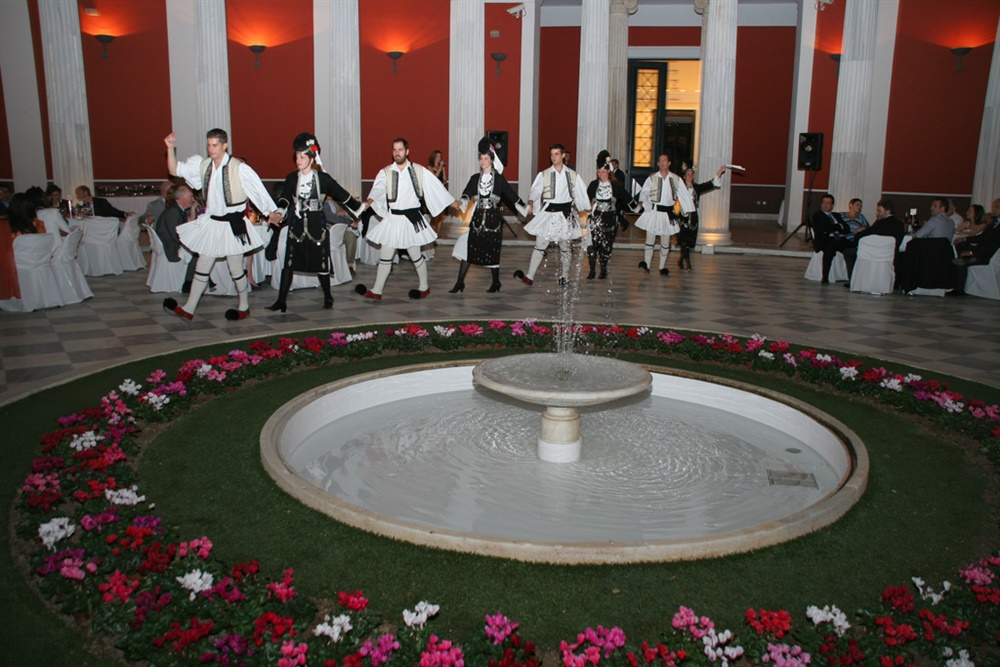 Zappeion_inside_traditional dancers