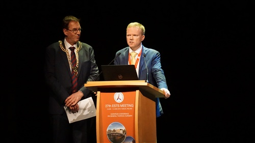 27th Meeting of the European Society of Thoracic Surgeons