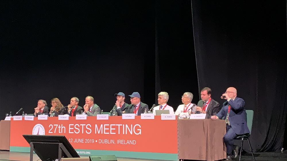 27th ESTS MEETING