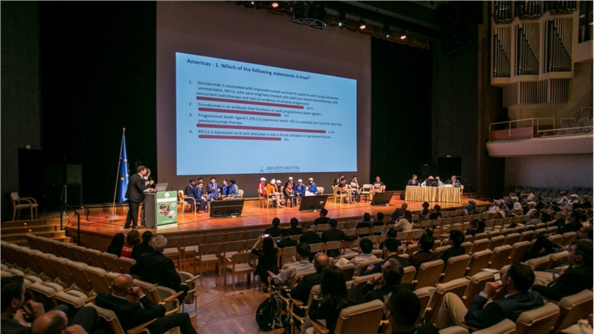 Interviews & Highlights 26th ESTS Meeting