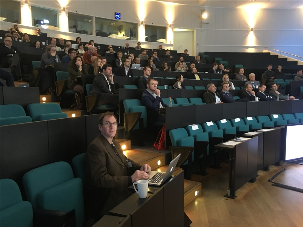 Very successful collaborative lung cancer course in Hamburg