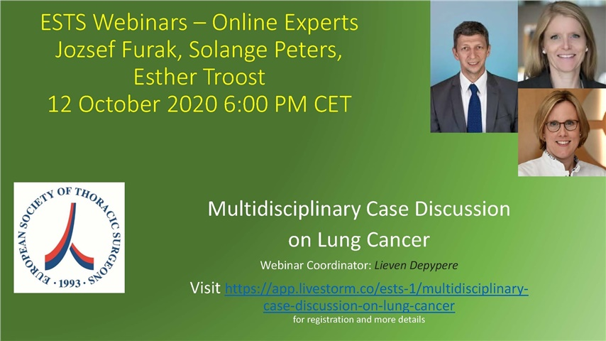 Multidisciplinary Case Discussion on Lung Cancer