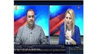 Συνέντευξη του Γραμματέα του ΦΣΘ Α. Αργυρόπουλου στη Βεργίνα...