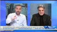 Συνέντευξη Προέδρου ΦΣΘ Δ. Ευγενίδη στην TV 100 για γρίπη και...