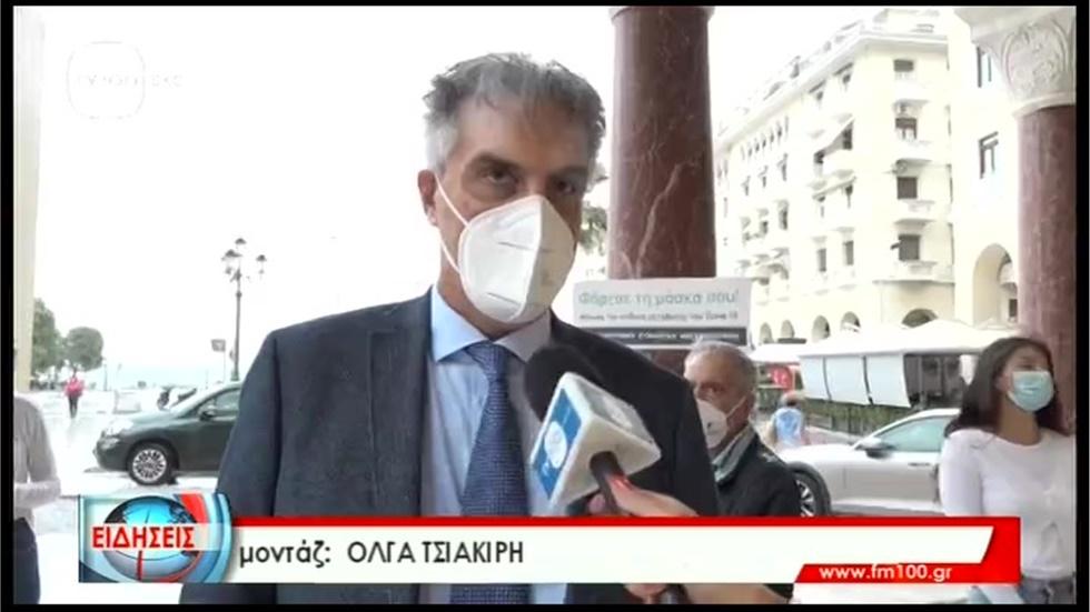 Ρεπορτάζ στην TV100 για τη δράση του ΦΣΘ
