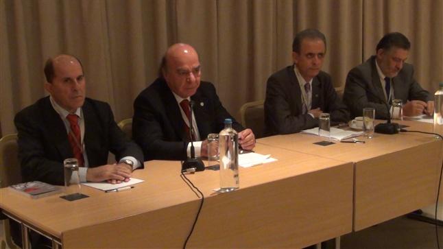 Συνέντευξη Τύπου - Δηλώσεις 35ου Διεθνούς Καρδιολογικού Συνεδρίου