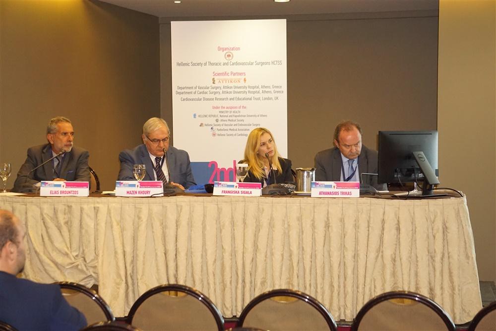2nd Athens Cardiovascular & Thoracic Symposium