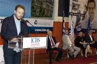 Εκπρόσωπος Συλλόγου Σπουδαστών και Αποφοίτων ICBS