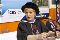 Prof. Pru Marriott, Faculty Dean/Director Winchester Business School