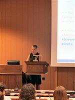 κα Ελένη Ασβεστά, Διευθύντρια Ανθρώπινου Δυναμικού της Kleemann Hellas