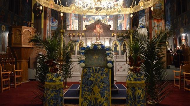 (Δελτίο Τύπου) Αρχιερατική Θεία Λειτουργία των Θεοφανείων εις την Ι.Μ. Λαγκαδα