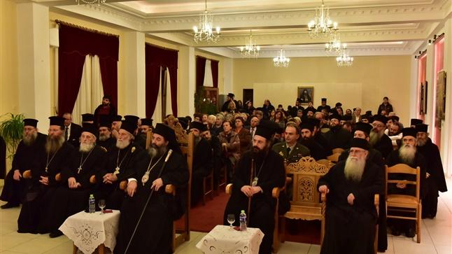 (Δελτίο Τύπου) Ξεκίνησαν οι λατρευτικές και επιστημονικές εκδηλώσεις προς τιμήν του Αγίου Δαμασκηνού