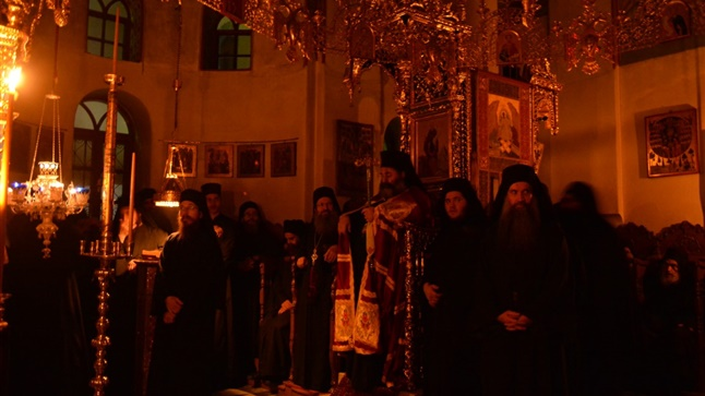 (Δελτίο Τύπου) Ιερά Πανήγυρις εις την Ιερά Μονή Σίμωνος Πέτρας - Αγίου Όρους