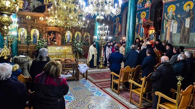 (Δελτίο Τύπου) Ξεκίνησαν οι εόρτιες Εκδηλώσεις επί τη Ιερά Μνήμη της Αγ. Νεομάρτυρας - Κυράννας της Οσσαίας