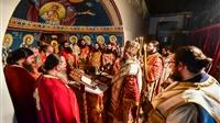 (Δελτίο Τύπου) Ιερά Αγρυπνία εις τον Ιερό Προσκυνηματικό Ναό Παμμεγίστων Ταξιαρχών - Όσσας