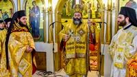 (Δελτίο Τύπου) Αρχιερατική Θεία Λειτουργία και η εις πρεσβύτρον χειροτονονία του π. Χριστοφόρου