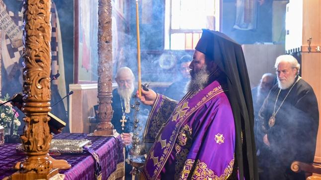 (Δελτίο Τύπου) Ολοκληρώθηκαν οι εόρτιες Εκδηλώσεις επί τη Ιερά Μνήμη της Αγ. Νεομάρτυρας Κυράννας της Οσσαίας