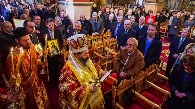(Δελτίο Τύπου) Κυριακή της Ορθοδοξίας εις την Ιερά Μητρόπολη Λαγκαδά