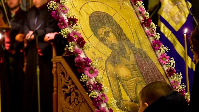 (Δελτίο Τύπου) Ιερά Ακολουθία του Νυμφίου - Όρθρος Μεγάλης Δευτέρας