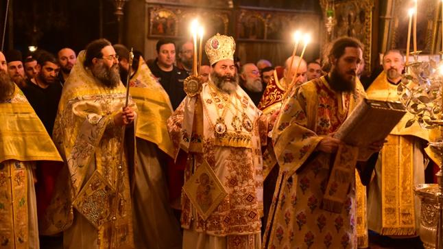 (Δελτίο Τύπου) Ιερά Πανήγυρις εις την Ιερά Μονή των Ιβήρων Αγίου Όρους