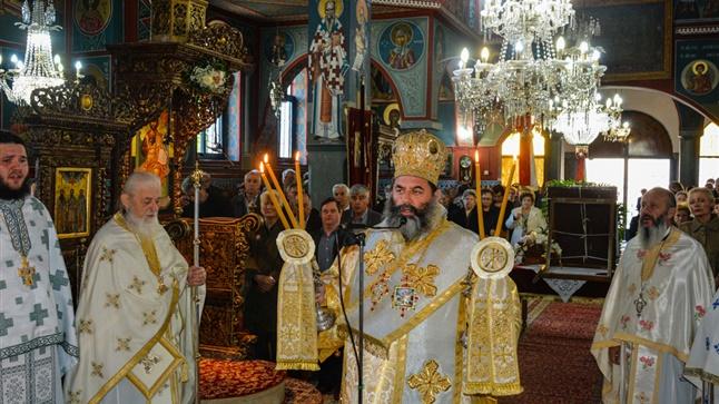 (Δελτίο Τύπου) Εόρτιες εκδηλώσεις επί τη Ιερά Μνήμη της Παναγίας της Ρευματοκρατούσης