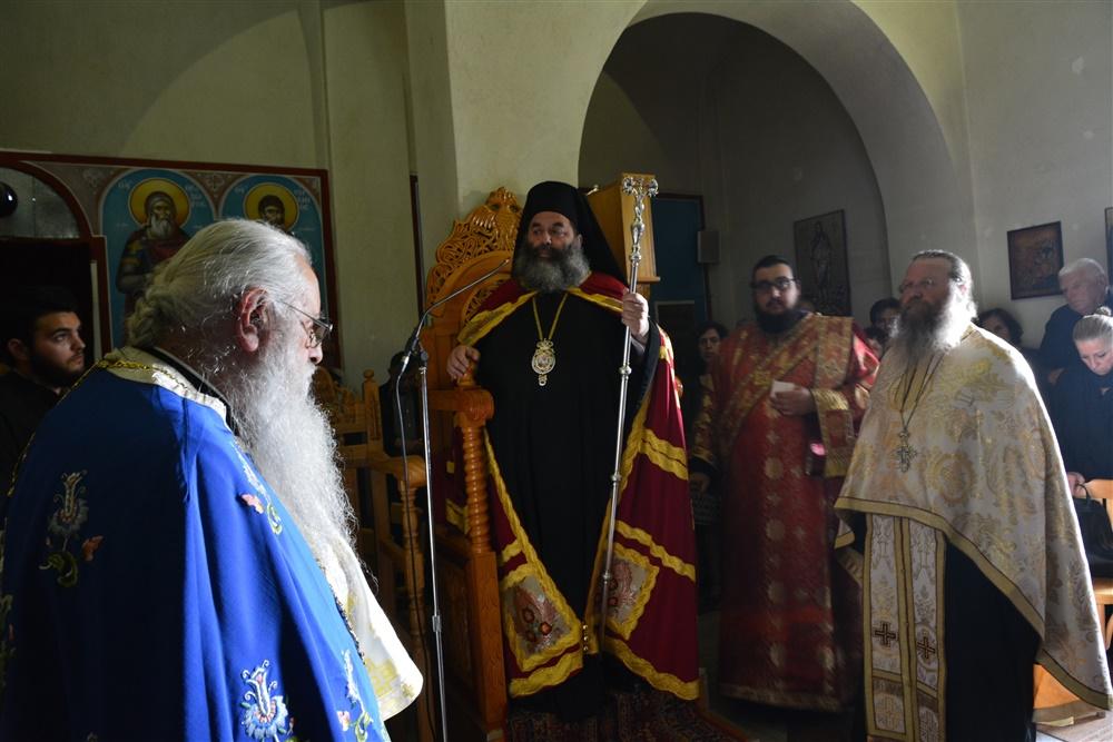 - (Δελτίο Τύπου) Ρασοφορία νέας μοναχής εις την Ιερά Μονή Αγ. Θεοδώρου Γαβρά