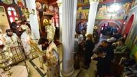 (Δελτίο Τύπου) Αρχιερατική Θεία Λειτουργία εις τον Ι. Προσκυνηματικό ναό Παναγίας Περπατούσας - Ηρακλείου