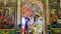 (Δελτίο Τύπου) Θυρανοίξια του Ιερού ναού Αγίου Νικολάου - Λαγυνών
