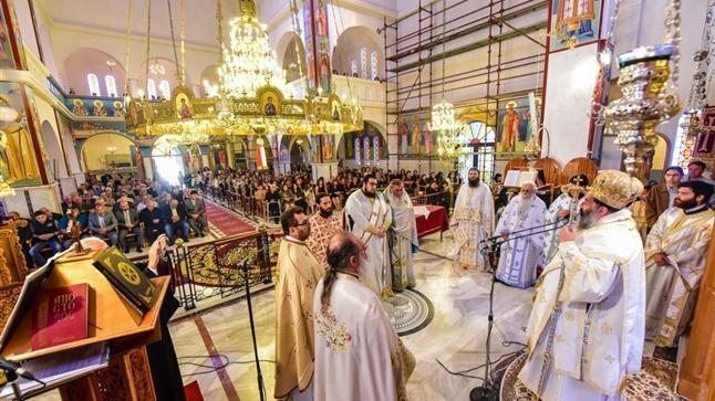 (Δελτίο Τύπου) Λατρευτικές εκδηλώσεις προς τιμήν των Αγ. Ισαποστόλων και Θεοστέπτων Βασιλέων Κωνσταντίνου και Ελένης