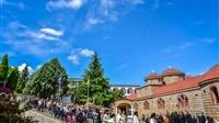 (Δελτίο Τύπου) Η εορτή της Αναλήψεως εις την Ιερά Μητρόπολη Λαγκαδά Λητής και Ρεντίνης