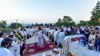 (Δελτίο Τύπου) Θεμελίωση νέου Ιερού Ναού και Πανηγυρικός Εσπερινός της εορτής των Αγίων Αποστόλων Πέτρου και Παύλου