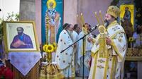 (Δελτίο Τύπου) Πανηγυρική Αρχιερατική Θεία Λειτουργία επί τη εορτή των Αγίων Αποστόλων Πέτρου και Παύλου