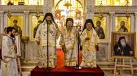 (Δελτίο Τύπου) Αρχιερατικό Συλλείτουργο και Μνημόσυνο υπέρ αναπαύσεως των αοιδίμων Μητροπολιτών Θεσσαλονίκης