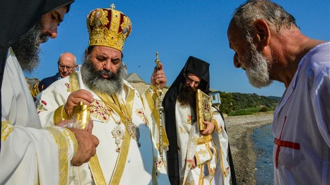 (Δελτίο Τύπου) Ολοκληρώθηκε η προσκυνηματική επίσκεψη του Σεβ. Μητροπολίτου μας κ. Ιωάννου εις το Άγιο Όρος