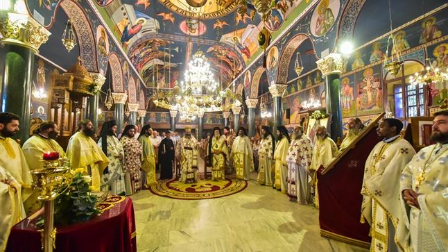 (Δελτίο Τύπου) ΗΙερά Μνήμη του εν Αγίοις ημών πατρός Ακακίου, Επισκόπου Λητής και Ρεντίνης