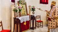 (Δελτίο Τύπου) Αρχιερατική Θεία Λειτουργία εις τον Ι.Ν. Κοιμήσεως της Θεοτόκου - Περιβολακίου