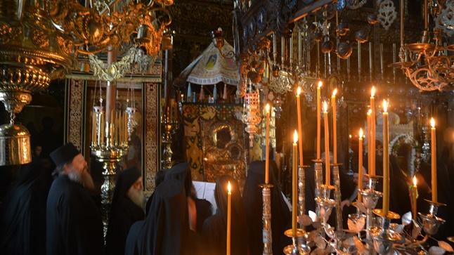 (Δελτίο Τύπου) Ιερά Πανήγυρις εις την Ιερά Πατριαρχική και Σταυροπηγιακή Μονή των Ιβήρων Αγίου Όρους