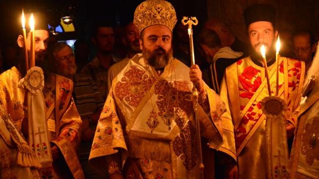 (Δελτίο Τύπου) Ο Μεθέορτιος Εσπερινός και το Κτητορικό Μνημόσυνο εις την Ιερά Πατριαρχική και Σταυροπηγιακή Μονή των Ιβήρων Αγίου Όρους