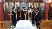(Δελτίο Τύπου) Σε οστεοφυλάκιο του Σοχού τα λείψανα του κατά σάρκα πατέρα του Ειρηνουπόλεως Δημητρίου