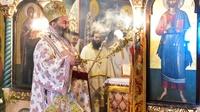 (Δελτίο Τύπου) Αρχιερατική Θεία Λειτουργία εις τον Ιερό ναό Αγίου Δημητρίου - Χρυσαυγής