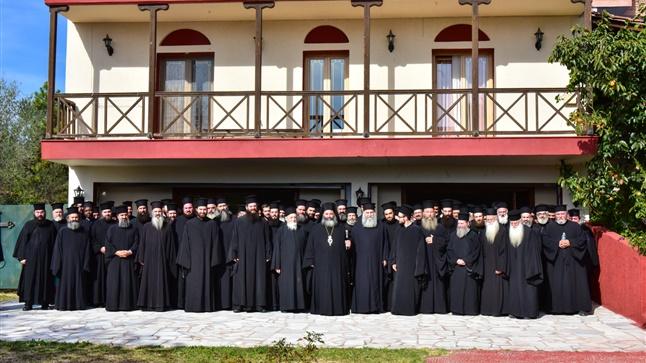 (Δελτίο Τύπου) Η Ιερατική Σύναξη Οκτωβρίου εις την Ιερά Μητρόπολη Λαγκαδά, Λητής και Ρεντίνης