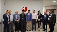 «Κέντρο Μάθησης»  του Τμήματος Θεολογίας του Πανεπιστημίου Λευκωσίας στον Λαγκαδά - Θεσσαλονίκης