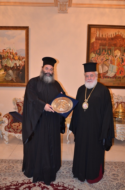 - «Κέντρο Μάθησης»  του Τμήματος Θεολογίας του Πανεπιστημίου Λευκωσίας στον Λαγκαδά - Θεσσαλονίκης