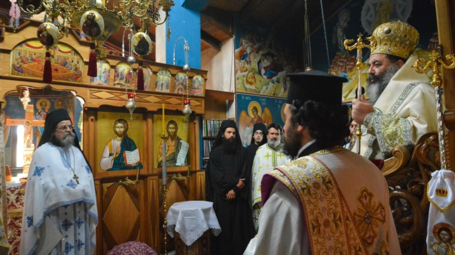 (Δελτίο Τύπου) Η Εορτή του Οσίου Ιωαννικίου του Μεγάλου, εις την Ιερά Μητρόπολη Λαγκαδά