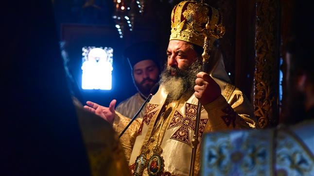 (Δελτίο Τύπου) Αρχιερατική Θεία Λειτουργία εις το Ιερό Ησυχαστήριο Αναστάσεως του Κυρίου - Εμμαούς