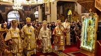 (Δελτίο Τύπου) Αρχιερατικό Συλλείτουργο επί τη Ιερά Μνήμη του Αγ. Ιωάννου του Χρυσοστόμου Αρχιεπισκόπου Κωνσταντινουπόλεως