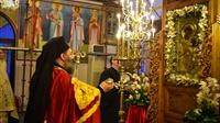 (Δελτίο Τύπου) Αρχιερατική Θεία Λειτουργία εις τον Ι.Ν. Αγ. Κωνσταντίνου και Ελένης - Ασσήρου
