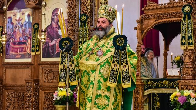 (Δελτίο Τύπου) Η Είσοδος της Παναγίας μας εις τα Άγια των Αγίων, μας δείχνει ότι ο άνθρωπος έχει ιερό προορισμό και αυτός είναι η Σωτηρία
