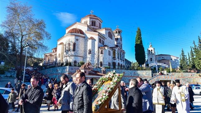 (Δελτίο Τύπου)Η Εορτή του Αγίου Νικολάου εις την Ιερά Μητρόπολη Λαγκαδά, Λητής και Ρεντίνης